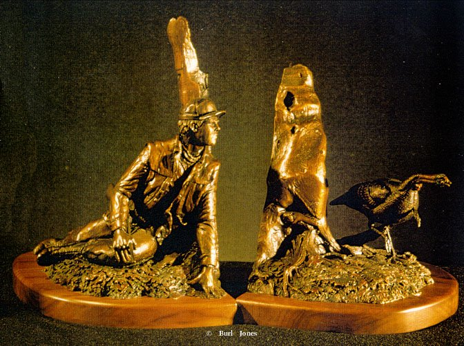 """Out Foxed"" - Bookends ""Out Foxed"" - Bookends  Tables and Lamp Sculpture   Bookend Sculpture"